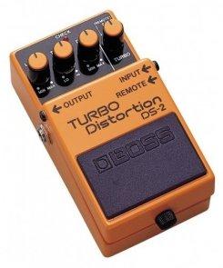 BOSS DS-2 TURBO Distortion efekt gitarowy