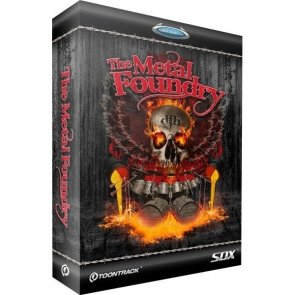 TOONTRACK The Metal Foundry SDX