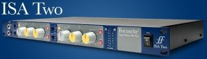 FOCUSRITE ISA TWO Preamp