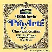 D'Addario EJ46 Struny do gitary klasycznej