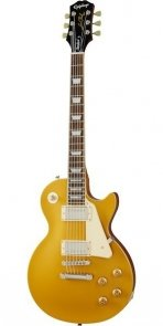 Epiphone Les Paul Standard 50s MG Metallic Gold gitara elektryczna