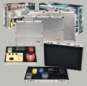 Rockcase Aluminiowa walizka na efekty gitarowe