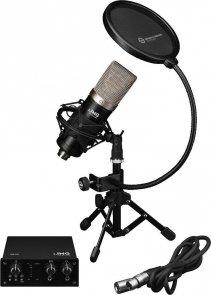 IMG STAGELINE PODCASTER-1 Zestaw do nagrywania