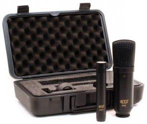 MXL 440/441 - Zestaw mikrofonów