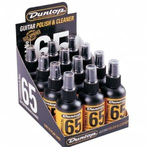Dunlop 6574-Bodygloss czyścik do korpusu gitary