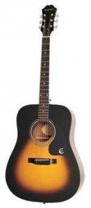 Epiphone DR 100 VS gitara akustyczna Vintage Sunburst