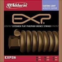 D'Addario EXP26 Struny do gitary akustycznej