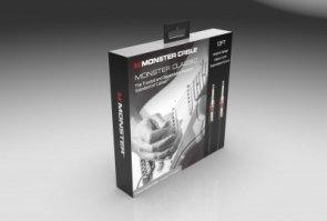 Monster® -Prolink Monster Classic™ 1/4 Kabel Instrumentalny - 12 ft - Jack Proty - Jack Prosty