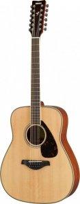 Yamaha FG 820-12 NT Gitara akustyczna 12 strunowa