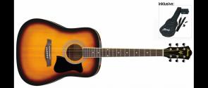 IBANEZ V50NJP-VS Gitara akustyczna - zestaw