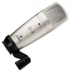 BEHRINGER C-3 Mikrofon pojemnościowy