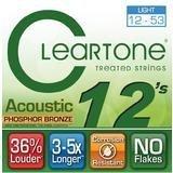 CLEARTONE EMP 12' Struny do gitary akustyczne