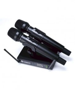Lewitt LTS 240 Dual D zestaw mikrofonów bezprzewodowych