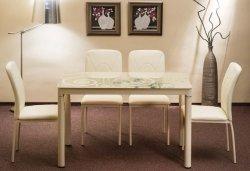 Stół DAMAR 80x60 krem