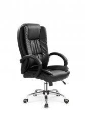Fotel gabinetowy RELAX czarny