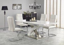 Stół rozkładany SANDOR 2 biały