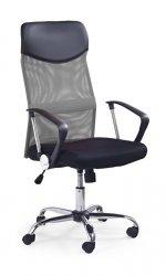 Fotel biurowy VIRE popielaty