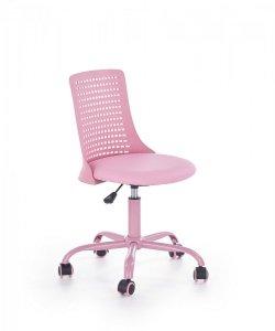Fotel młodzieżowy PURE różowy