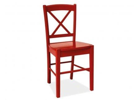 Krzesło CD-56 czerwone