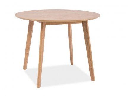 Stół okrągły MOSSO II dąb