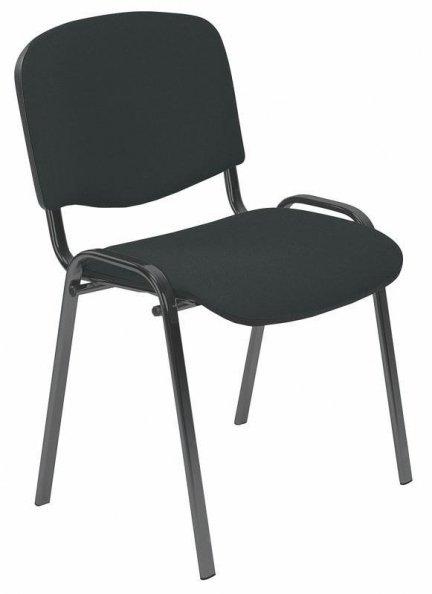 Krzesło biurowe ISO C11 czarny