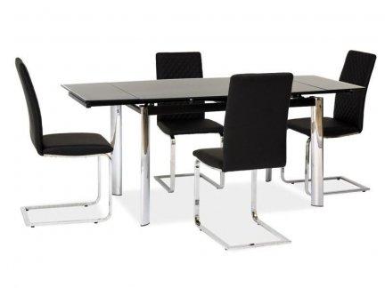Stół rozkładany GD-020 czarny