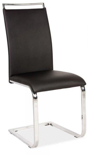 Krzesło H334 czarny