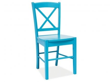 Krzesło CD-56 niebieski