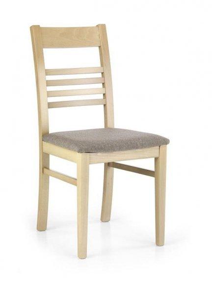Krzesło JULIUSZ dąb sonoma/tap. inari 23