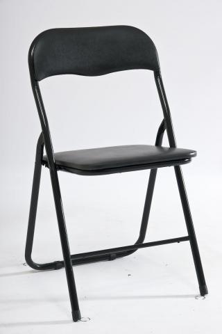 Krzesło TIPO Czarne