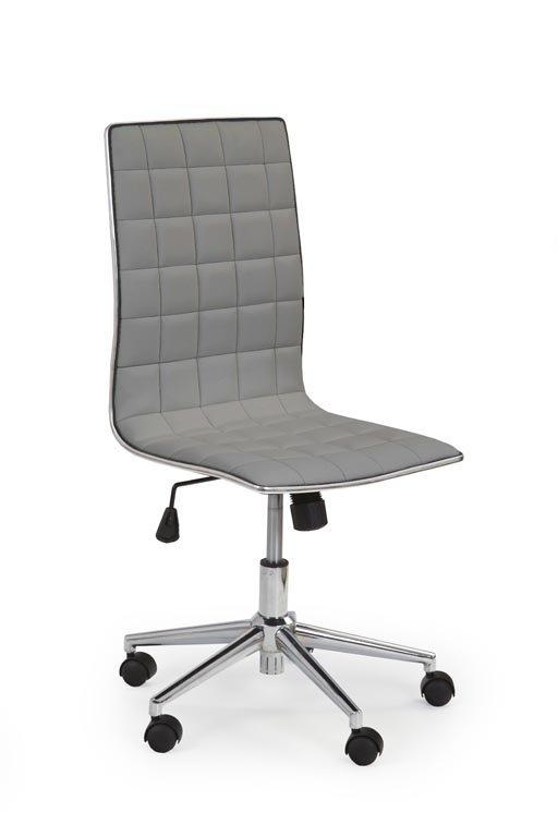 Fotel biurowy TIROL popielaty