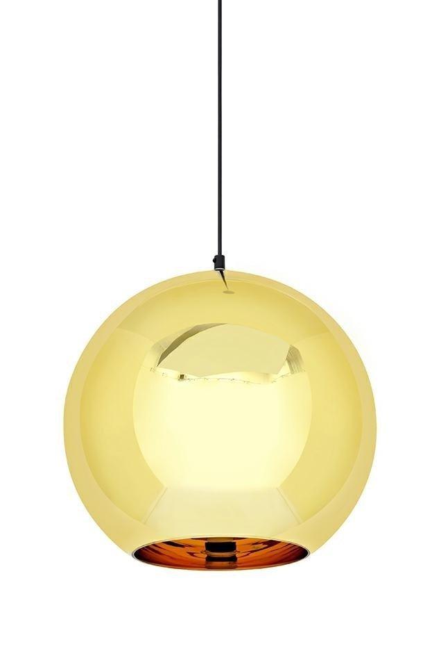 Lampa wisząca BOLLA UP GOLD 30 złota