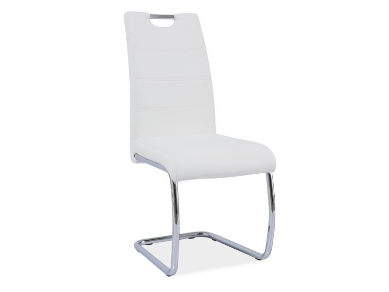Krzesło H666 białe