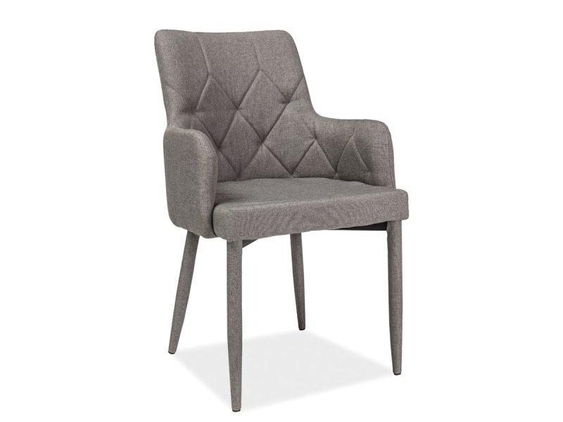 Krzesło RICARDO szare