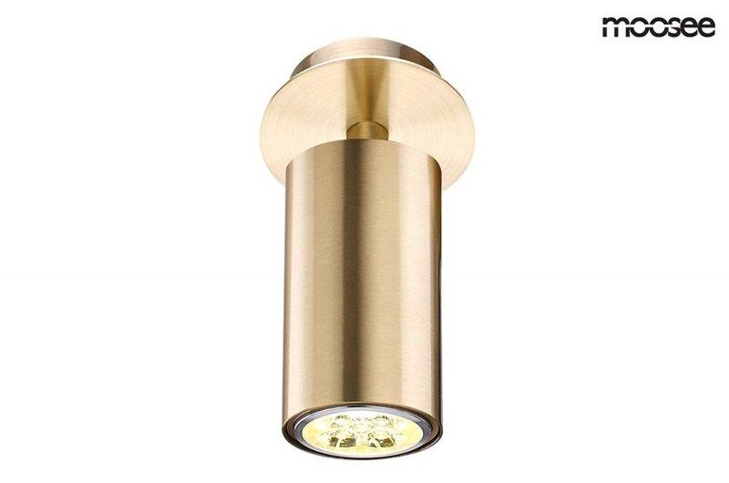 Lampa sufitowa LUPE MINI złota