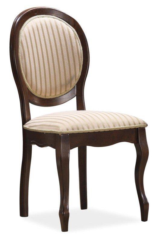 Krzesło FN-SC ciemny orzech