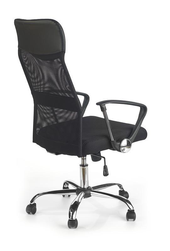 Fotel biurowy VIRE czarny