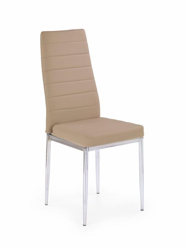 Krzesło K70C ciemno beżowe