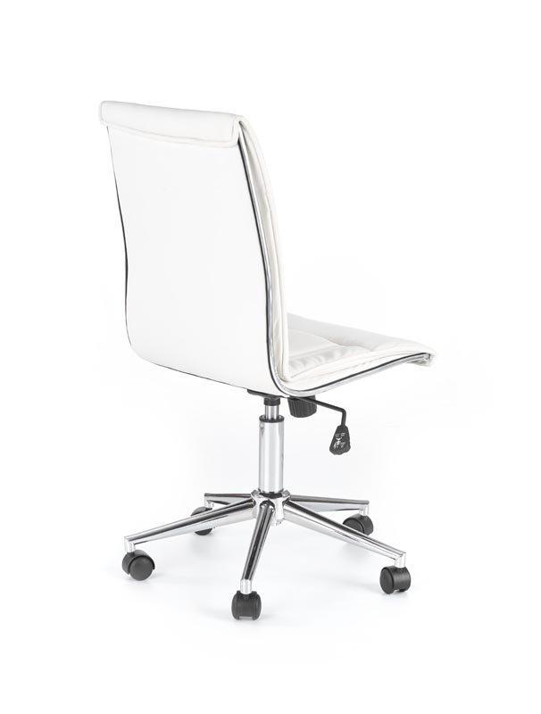 Fotel biurowy PORTO biały