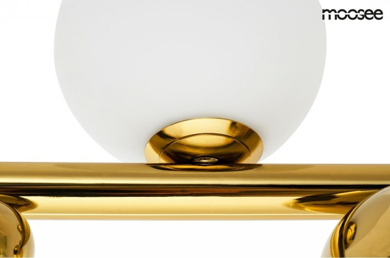 Lampa wisząca VALENTINO LEVEL złota