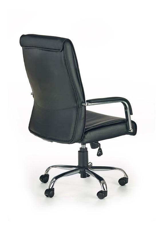 Fotel gabinetowy HAMILTON czarny