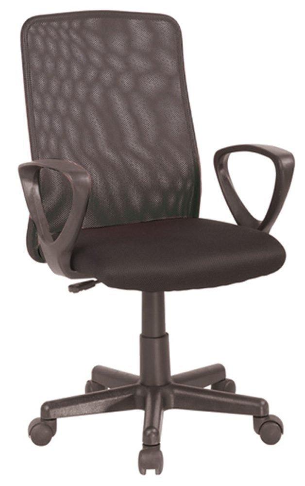 Fotel obrotowy Q083 czarny