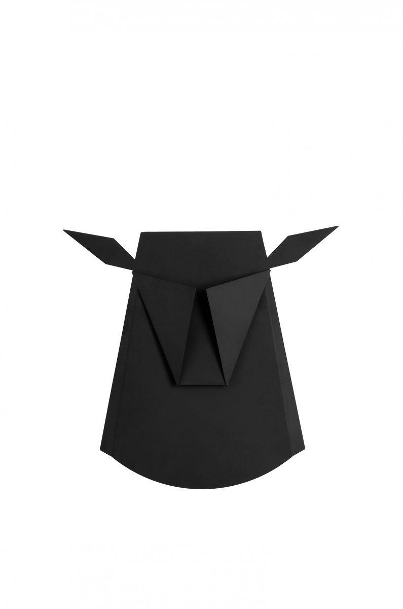 Kinkiet JELEŃ czarny