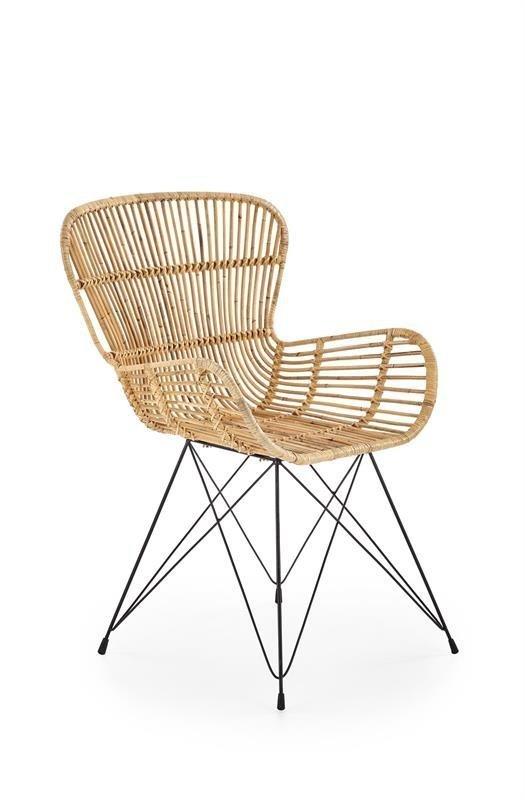 Krzesło K335 rattan naturalny