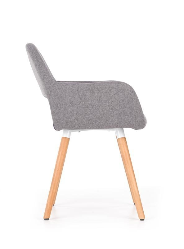 Krzesło K283 popielate