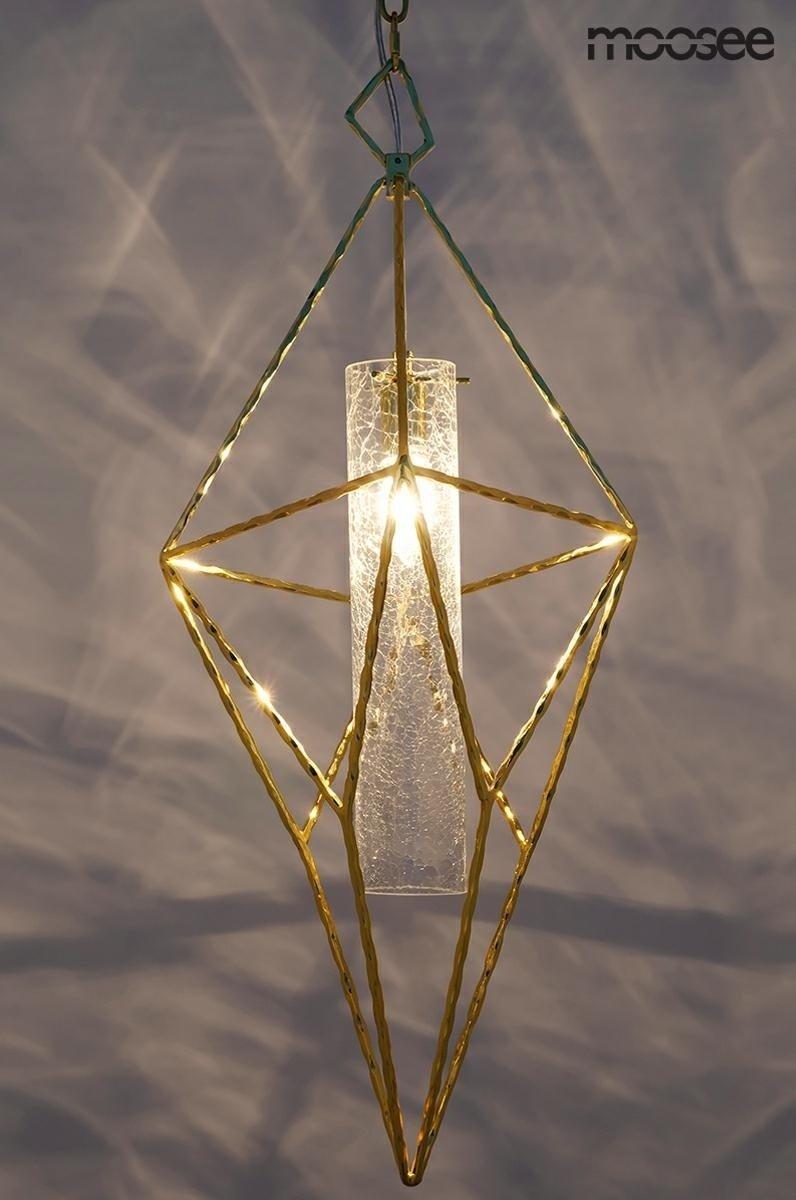 Lampa wisząca HAVANA S złota