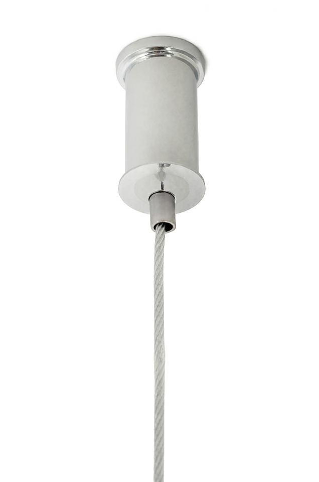 Lampa wisząca RING 40 srebrna