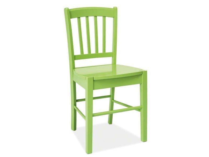 Krzesło CD-57 zielone