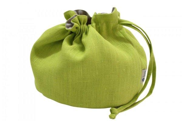 Koszyk na pieczywo (limonka)
