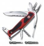 Victorinox Delemont RangerGrip 174 Handyman 0.9728.WC grawer gratis!